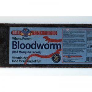 Larva Roja 500 grs (Ruto)