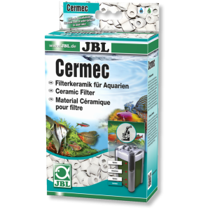 Canutillos cerámicos Cermec (JBL) 1 litro