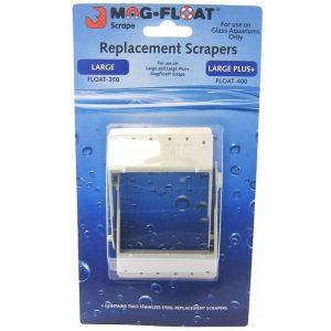 Recambio Mag-Float Scrape Small / Long (2 unidades)