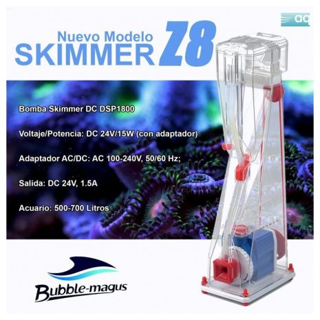 Skimmer Z8 (Bubble Magus)