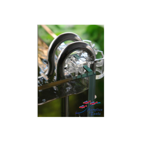 Fijación de tuberías acrílico (Acrylics Tools)
