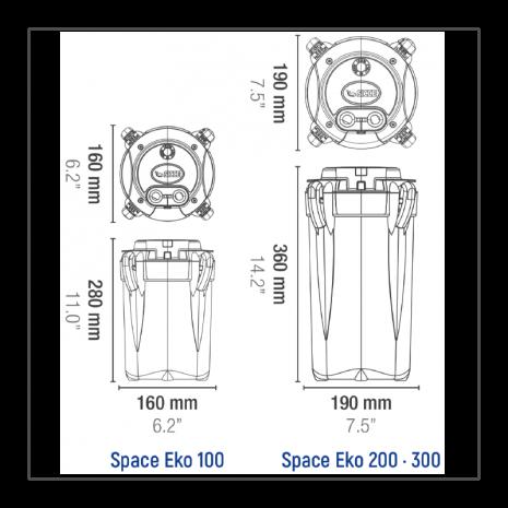 Space EKO 100